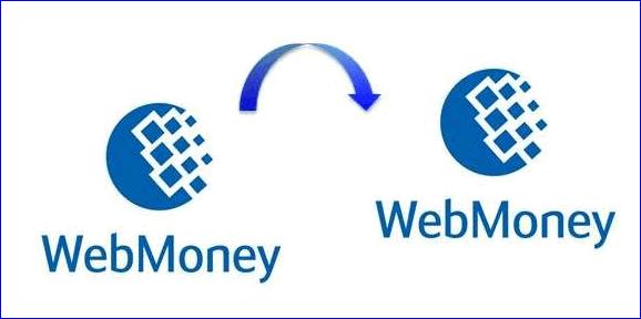 Перевод с Вебмани на Вебмани