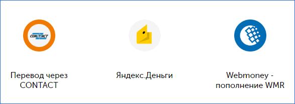 Яндекс-деньги в списке на перевод Qiwi
