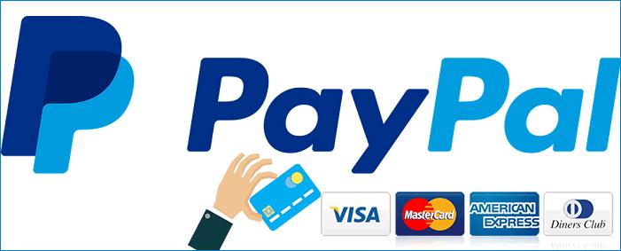 Значок платежной системы Пайпал