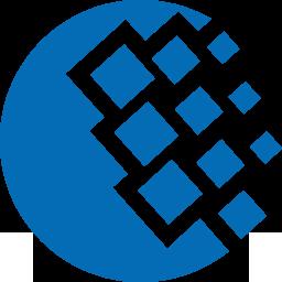 Лого WebMoney круглое