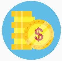 Лого монеты Neteller