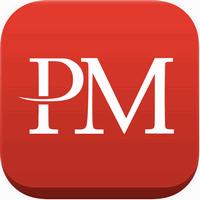 Логотип системы Перфект Мани