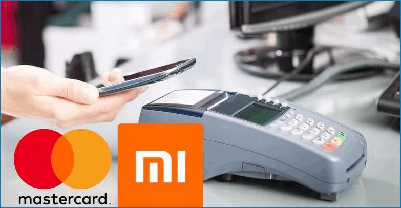 Mi Pay и MasterCard